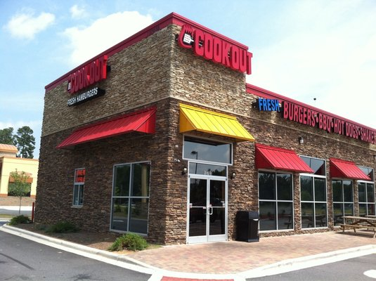 Cookout Fast Food Restaurant Locations